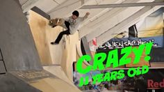 AMAZING 11 YEAR OLD SKATEBOARDER - http://dailyskatetube.com/switzerland/amazing-11-year-old-skateboarder/ - https://www.youtube.com/watch?v=01jshaAa3Q8 Source: https://www.youtube.com/watch?v=01jshaAa3Q8 What an AMAZING kid. This 11 year old skateboarder is killing it!!! Holy shit he's going big! SUBSCRIBE HERE if you wanna be my HOMIE ►►► https://www.youtube.com/user/fabiandoerig?sub_confirmation=1 Fac