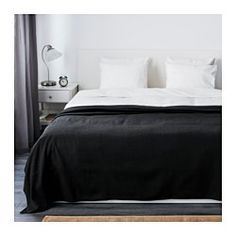 """IKEA - INDIRA, Bedspread, 150x250 cm, , Fits a Twin bed with a drop of 10""""."""