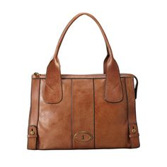 91892866cb FOSSIL® Handbag Silhouettes Satchel   Shoulder Handbag Silhouettes Vintage  Re-Issue Satchel
