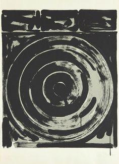 """Target (Version)"", 1974  By:JASPER JOHNS…."