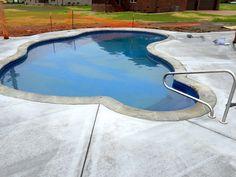 Pool And Spa Depot 18 X 38 Steel Wall Deer Creek Shape