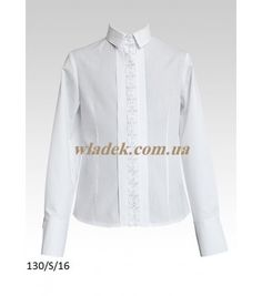 Школьная форма Sly | Блузка Sly 130 | Школьные блузки для девочек | Школьная форма Sly в интернет-магазине wladek.com.ua