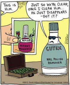 nail polish humor on pinterest nail polishes polish and
