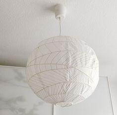 Ikea-Lampen pimpen: Mit einfachen Mitteln Unikate schaffen | Ikea Hacks & Pimps | BLOG | New Swedish Design
