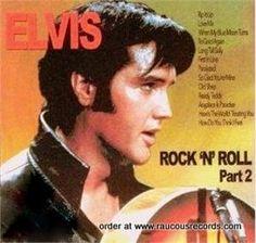 Elvis, Elvis, Elvis.