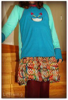 LÖwin.g: Geburtstags Outfit...
