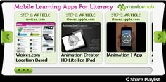 20+ Fun Free Apps that Promote Student Centered Learning & Literacy