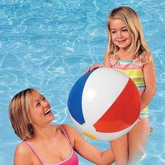 Intex White Beach Ball