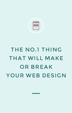 The no.1 thing that will make or break your web design: your website photos. Click through to find out more and read more website tips! blog design tips, blogging advice, tips for bloggers.