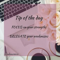 In business you can't do it all. There's certain things I HATE doing-I delegate it out.  If there's an area of your business or household you need assistance with- hit that contact button