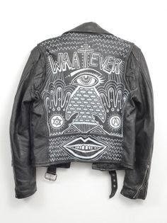 we need to get our mitts on a jacket like this, pronto... x