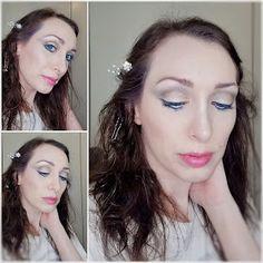 Makeup Matters: 5 Eyeshadow Looks We Love Inspired By Nature - Look 5 Snow Eyeshadow Base, Eyeshadow Looks, White Eye Pencil, Hourglass Ambient Lighting Powder, It Cosmetics Cc Cream, Celebrity Skin, Natural Skin, Lip Colors