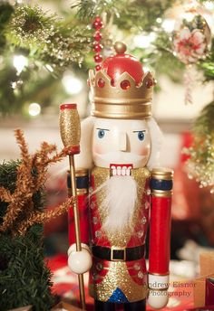 Nutcracker by Andrew Eisnor, via Flickr