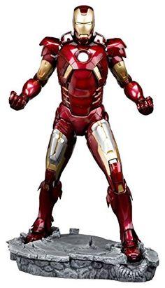 Kotobukiya - Statue Iron Man Mark VII Avengers 40cm - 0603259027189 by Kotobukiya @ niftywarehouse.com #NiftyWarehouse #Geek #Gifts #Collectibles #Entertainment #Merch