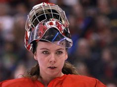 Canadian Olympic goalie Shannon Szabados seeks next step: ECHL tryout - Shannon Szabados is unsure whether she'll give the Canadian national team another go with the 2018 Olympics in South Korea. - (Photo: Tony Caldwell/Postmedia Network) - via National Post