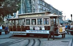Cable Car turnpoint
