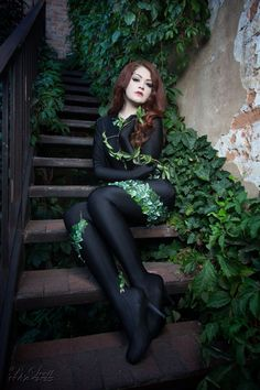 Wholesale Cosplay Girls from Cheap Cosplay Girls Lots, Buy from Reliable Cosplay Girls Wholesalers. Buy Cosplay, Cosplay Girls, Poison Ivy Comic, Ivy Look, Poison Ivy Cosplay, Green One Piece, New 52, Cute Art Styles, One Piece Outfit