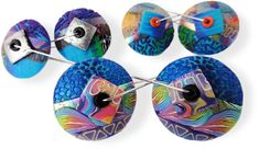 Polymer Clay Daily | Polymer art curated by Cynthia Tinapple | Page 55