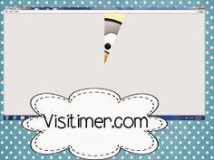 Mrs Jump's class: Helpful Hints--visual timer