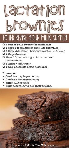 Brewers Yeast Lactation Recipes - Brewer's Yeast Breastfeeding Recipes are gr. - Brewers Yeast Lactation Recipes – Brewer's Yeast Breastfeeding Recipes are great for lactation - Cookies De Lactation, Lactation Recipes, Foods For Lactation, Lactation Smoothie, Brewers Yeast Breastfeeding, Breastfeeding And Pumping, Breastfeeding Smoothie, Breastfeeding Cookies, Fun Easy Recipes