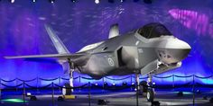 F-35 Lightning premier/rollout.