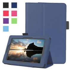Cover for  Amazon Kindle Fire HD 8 2015 8 inch Fire HD 8 Magnetic PU Leather Smart Case Flip Folio Tablet with Stylus