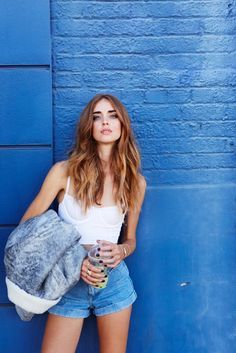 Share This Style: L.A. O look mais descontraído do verão #Chiara Ferragni