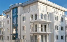 Seeresidenzen Bansin, Strandpromenade, #Bansin, #Usedom