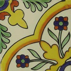 Mexican Talavera tiles: oc-169