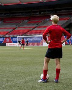 Pinoe. (The WNT Blog, U.S. Soccer)