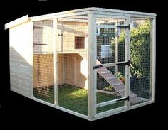 Best Quality Cat Enclosures And Cat Tunnels Ideas 22 - meowlogy