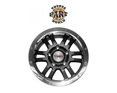 "TRD 17"" Forged Alloy Wheel 10-13 4Runner 2010 4runner, Trd, Alloy Wheel"