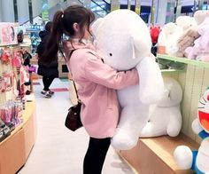 Find images and videos about cute, korean and ulzzang on We Heart It - the app to get lost in what you love. Ulzzang Korean Girl, Cute Korean Girl, Ulzzang Couple, Asian Girl, Mode Kawaii, Kawaii Girl, Hwa Min, Uzzlang Girl, Korean Couple