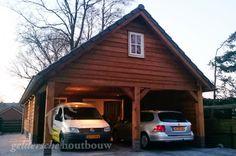 Carport Garage, Ramen, Sweet Home, House Styles, Building Ideas, Ski, Design, Home Decor, Atelier