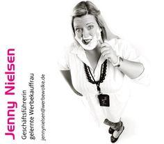 Jenny Nielsen - El Chefe  #werbewolke