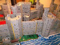 LEGO Castle by hermansienko | Flickr