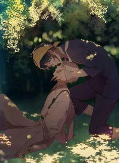 Touken Ranbu Mikazuki, Natsume Takashi, Natsume Yuujinchou, Manga Couple, Hot Anime Guys, Manga Boy, Mists, Anime Characters, Chibi