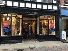 High end - Jack Wills Nottingham