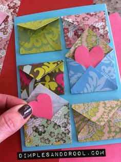 Dimples + Drool: A Few Easy Valentine's Day Crafts for Kids