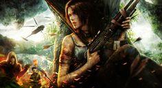Tomb Raider ♡_♡