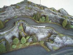 Multi-scales permanent slot car track - SlotForum