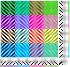 Weave-Away: Slight change of plans Weaving Designs, Weaving Projects, Weaving Patterns, Weaving Textiles, Tapestry Weaving, Loom Weaving, Loom Bands, Cross Stitch Embroidery, Cross Stitch Patterns