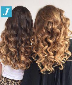 L'amicizia è condivisione...anche di una Joelle Experience! #cdj #degradejoelle #tagliopuntearia #degradé #igers #musthave #hair #hairstyle #haircolour #longhair #ootd #hairfashion #madeinitaly #wellastudionyc
