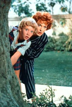 """""""The Parent Trap"""" - Maureen O'Hara 1920-2015 - Pictures - CBS News"""