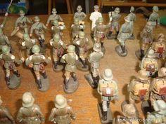 Juguetes Antiguos: PRECIOSA COLECCION DE SOLDADITOS DEL EJERCITO ALEMAN WEHRMACHT , AÑOS 30 - Foto 12 - 57370158