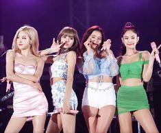 Kpop Girl Groups, Korean Girl Groups, Kpop Girls, Kim Jennie, Blackpink Fashion, Fashion Outfits, My Girl, Cool Girl, Blackpink Poster