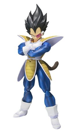 Figurine Vegeta S.H.Figuarts Af Normal Version - Figurines Manga/Figurines Dragon Ball Z - Style-Manga
