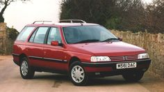 Belles voitures: 14 French classic cars, ranked for Bastille Day 3008 Peugeot, Peugeot 206, French Classic, Classic Cars, Peugeot France, Station Wagon, Automobile, Vans, Vehicles