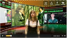 Первый выпуск новостей созданный программой Фермер ТВ