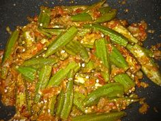 African Okra Recipes | okra is celebrated ethiopian style in this dish traditionally the